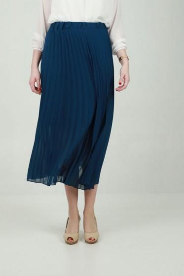 Pantalon lelies linnen tailleband