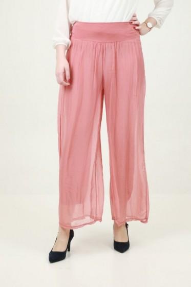Pantalon hoge taille slim fit 5pock