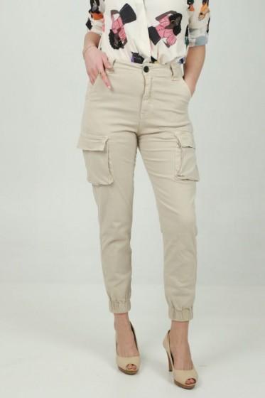 Pantalon hoge taille sierzakken
